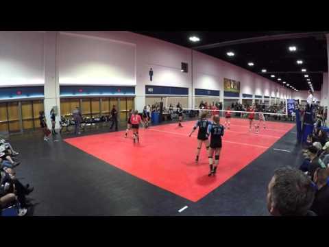 Ocala Power United 14 Rox vs OT 14 Asics Tampa Red (Gasprilla)