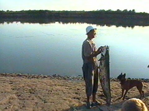 ловля на закидушку в лодке видео