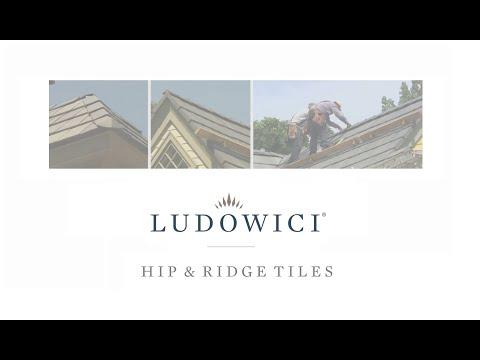 Hip Ridge Tiles Ludowici Roof Tile
