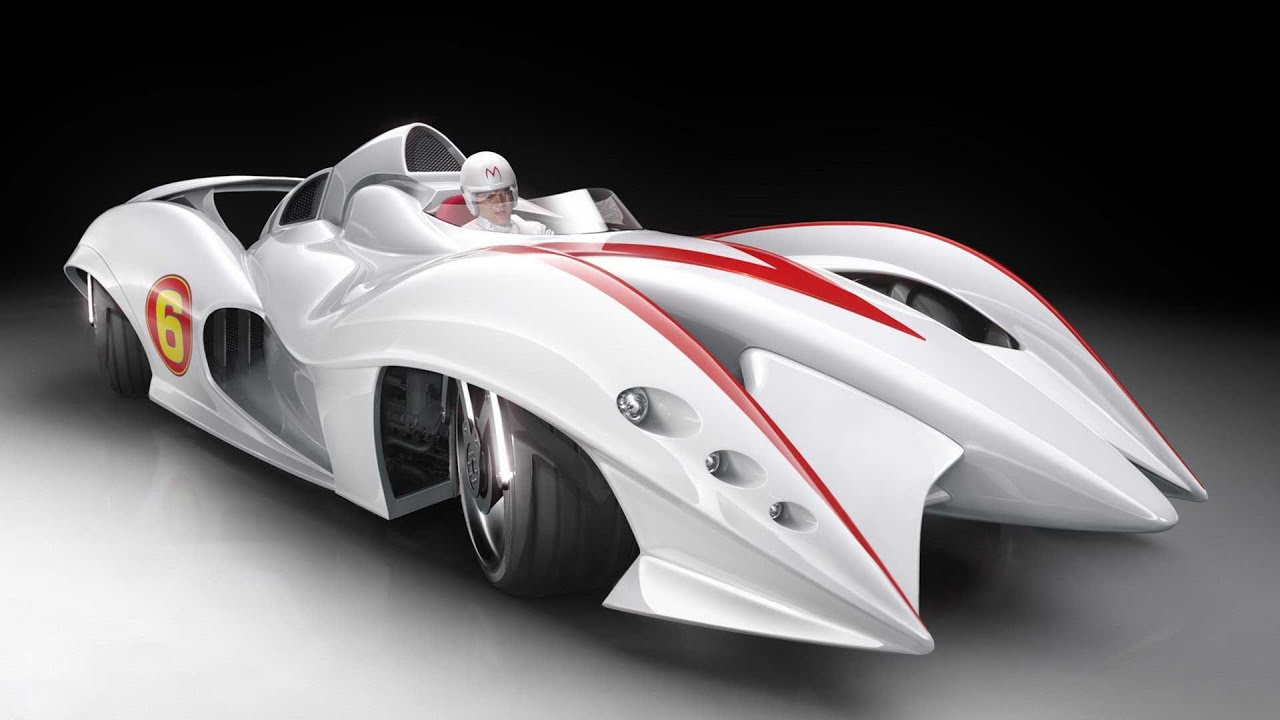 Speed Racer The Fastest Car On Earth Part