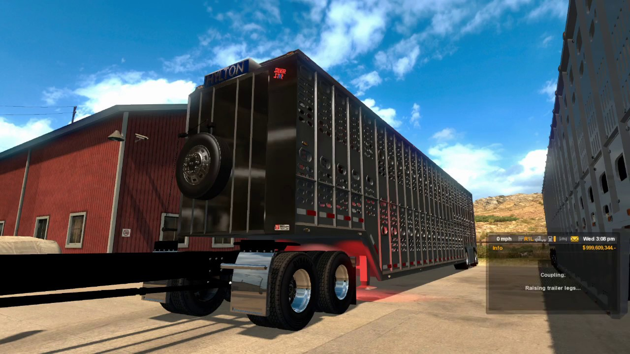 American Truck Simulator New JDM Truck Teaser