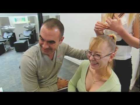 Andrew Barton Shocked by Jilly's Hair - 10 Years Y...
