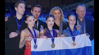 В Пусть говорят на Первом канале покажут выпуск о чемпионате Европы по фигурному катанию