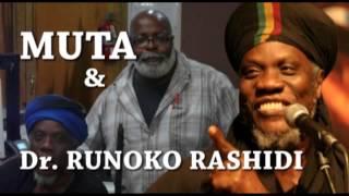 MUTA AND Dr RUNOKO RASHIDI