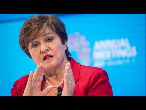 IMF managing director Kristalina Georgieva on Brexit and the global economy