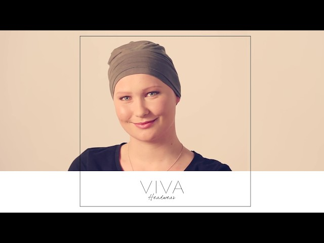 ANNA • V TUBE by VIVA Headwear // Styling no. 1