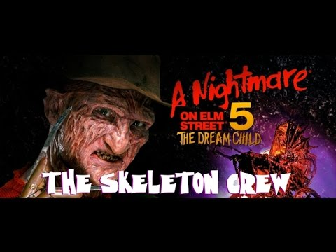 A Nightmare on Elm St. 5 The Dream Child 1989 Review