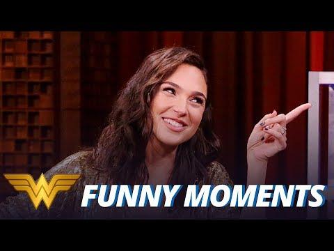 Gal Gadot Cute and Funny Moments (Part 2) Wonder Woman