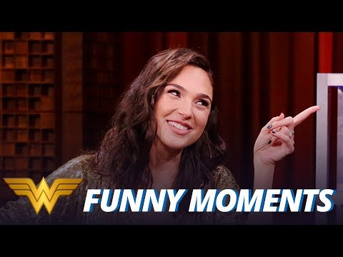 Gal Gadot Cute and Funny Moments (Part 2) Wonder Woman