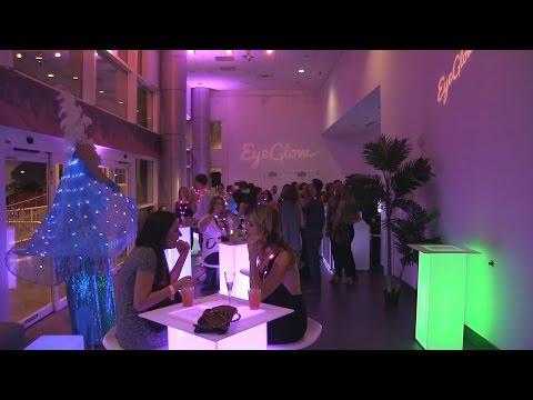 Eye Glow nighttime lounge debuts at The Orlando Eye