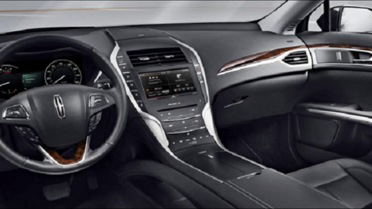 the sedan 2018 lincoln mkz new hybrid - youtube