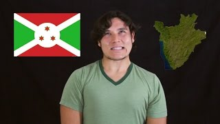 Geography Now! Burundi