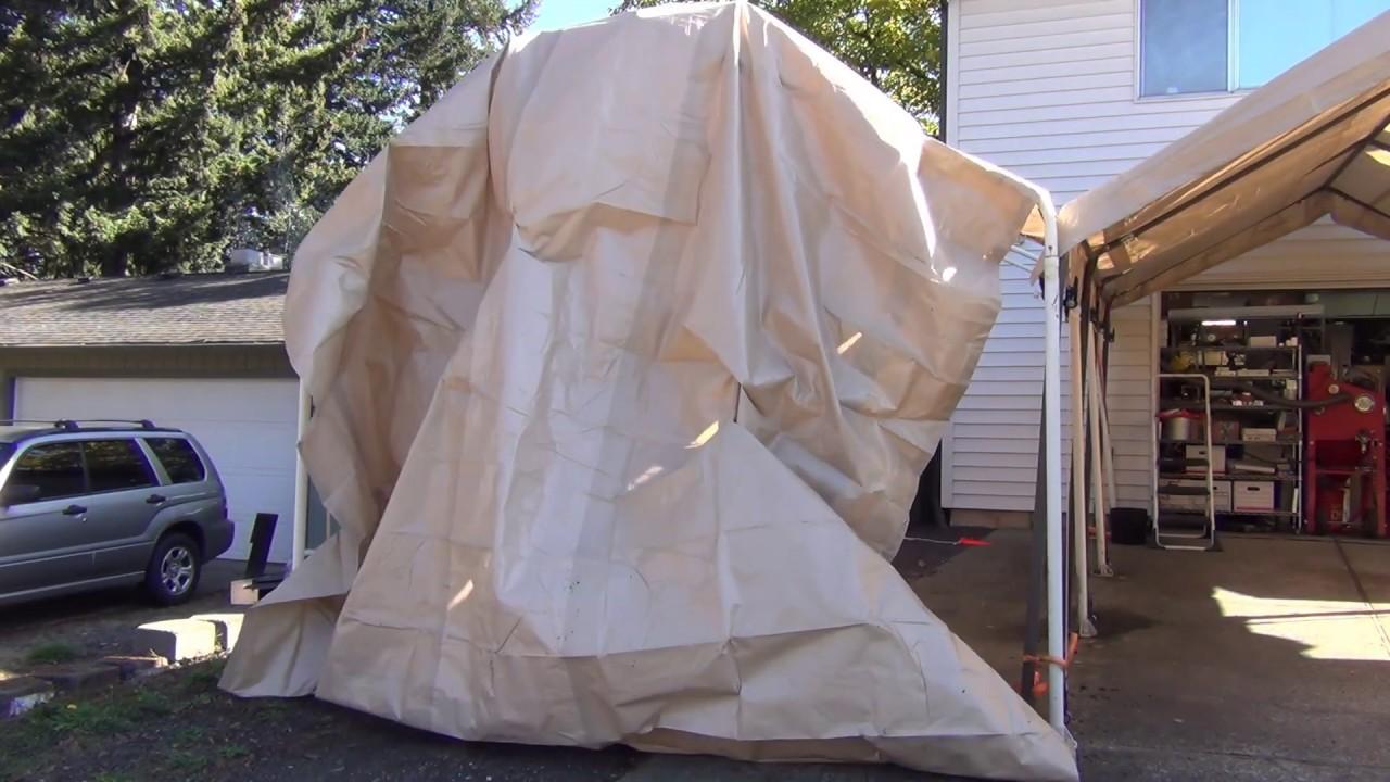 Costco Carport Cover Replacement - Carports Garages