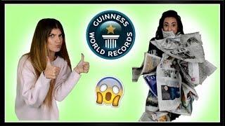 Σπάσαμε τα Ρεκόρ Guinness #2 || fraoules22