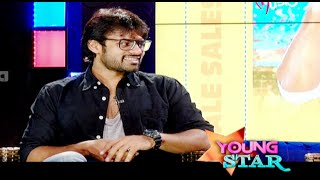 Young Star : Sai Dharam Tej - Tollywood Actor