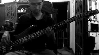 Stone Sour - Through Glass (Bass Cover)