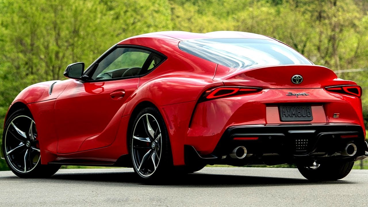 2020 Toyota Supra Affordable Sport Car Interior Exterior Features Youtube