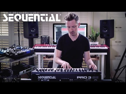 The Pro 3 Sound – VCOs, Wavetables, And 3 Filters