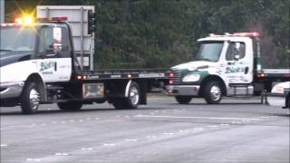 Tow Truck Procession For Matt Pitts