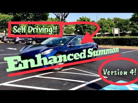 El Tesla Model 3 ya es capaz de conducir en un parking de forma...