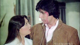 Kaalia - Part 16 Of 16 - Amitabh Bachchan - Parveen Babi - Superhit Bollywood Film
