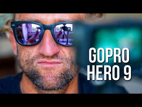 Обзор GoPro Hero 9 от Кейси Найстата