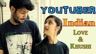 Introducing Indian Youtuber : Khushi & Love Rudrakash