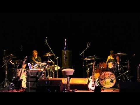 "WOW - IMPOSSIBLE DRUMS!!!! Pat Mastelotto - Tobias Ralph- ""B'Boom"" - Best Version - LIVE"