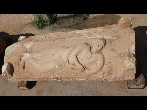 Ancient Sarcophagus Recovered in Israel