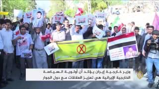 طهران تستقبل وزير خارجية الكويت