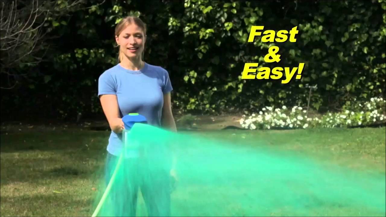 Hydro Mousse Liquid Lawn Kit With Spray N Stay Technology As