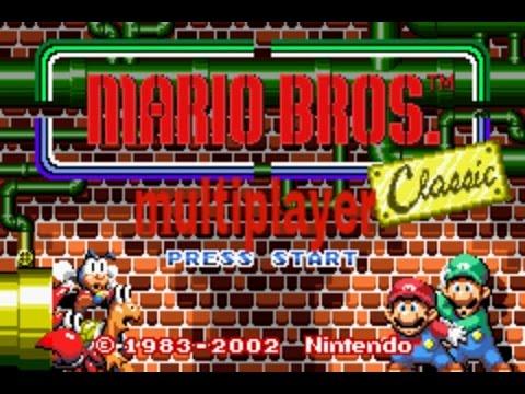 Mario E Luigi Superstar Saga Multiplayer 1 Youtube