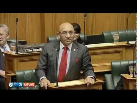 New Zealand Parliment And The F Word 20.05.15