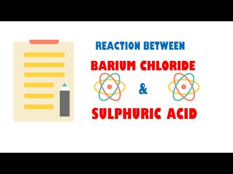 gravimetric determination of water in hydrated barium chloride