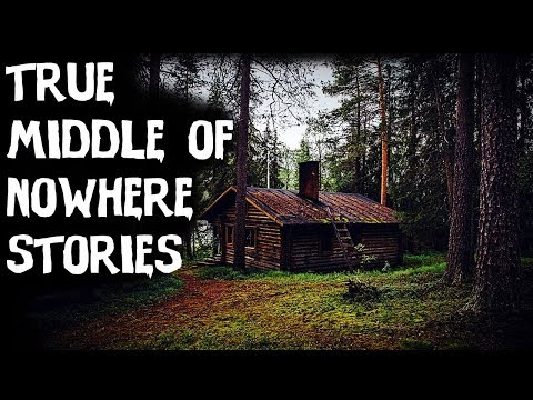 TERRIFYING True Scary Middle Of Nowhere Horror Stories!  Ft.MortisMedia! (Forest Video)