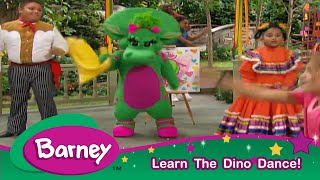 Barney|Learn The Dino Dance! |Dance For Kids