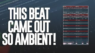 HOW TO MAKE AMBIENT TRAP BEATS IN FL STUDIO