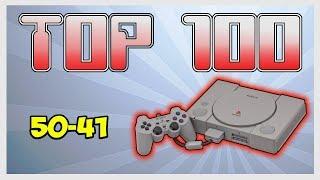 🥇TOP 100 MEJORES JUEGOS DE PS1 DE LA HISTORIA (50-41) para la Playstation classic mini (PSX)
