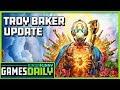 Borderlands 3 & Troy Baker - Kinda Funny Games Daily 04.11.19