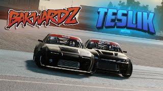 ДВА КОЛА! 2 ЭТАП NDS! (CarX Drift Racing Online)