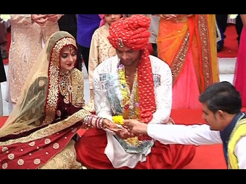 Beyhadh Episode 84 3rd February 2017 Maya And Arjun Wedding - On Location  News