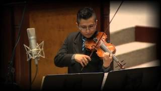 Recital de violín y piano - 30 Nov 2015 - Bloque 2