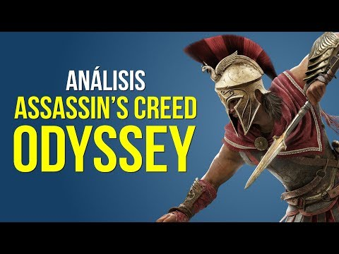 ASSASSIN'S CREED ODYSSEY, análisis