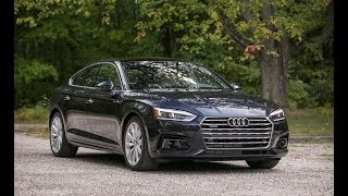 Audi A5 Sportback 2018 Car Review