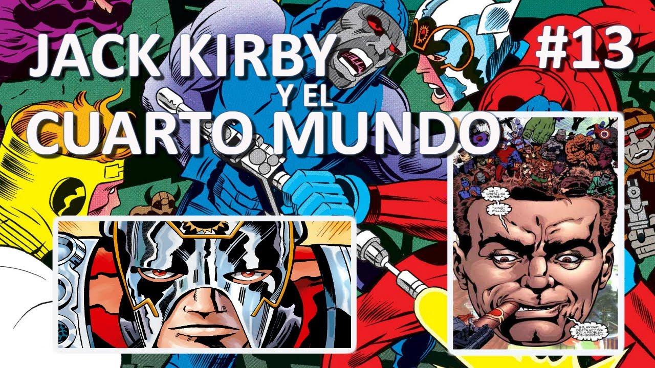 El cuarto mundo de Jack Kirby