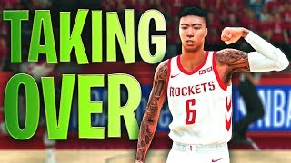 TAKING OVER IN THE PLAYOFFS! DROPPING 40! NBA 2K19 MyCareer Ep.25
