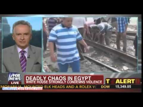 Colonel Ralph Peters unloads on Muslim Brotherhood, Obama Administration