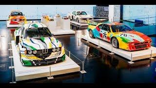 BMW Art Cars Videos