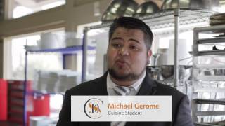 Entrepreneurship at the San Diego Culinary Institute