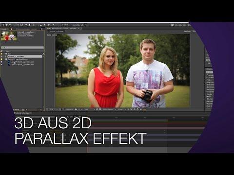 Parallax Effekt I 3D Aus Einem 2D Foto I TUTORIAL
